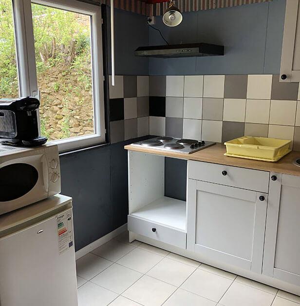 Lodges confort 6 personnes en location, au camping familial l'Ecrin vert en Aveyron